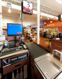 CoPOS Cashier Lane Set-up